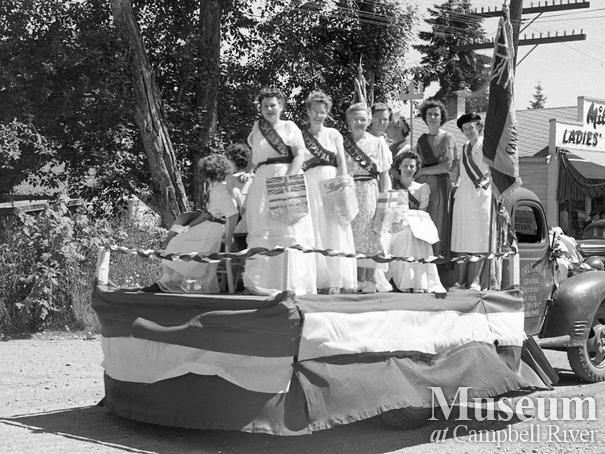 Labour Day Parade, Campbell River