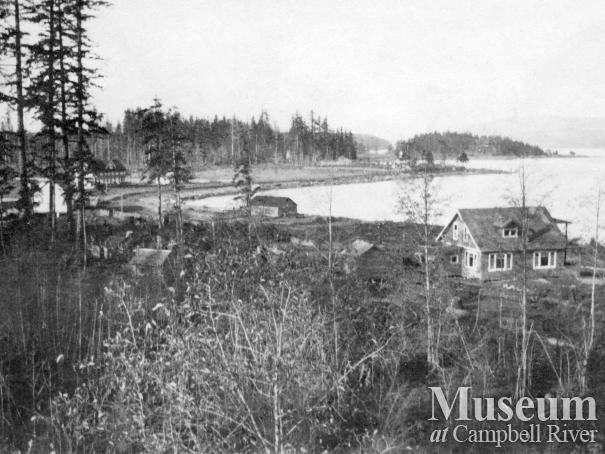 View of the Waterfront, 1912