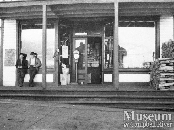 Campbell River Trading Co., store, Campbell River