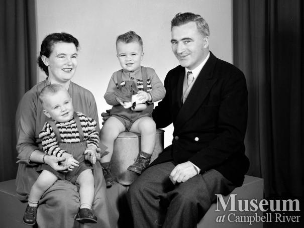 Dr. Richard Murphy and Family
