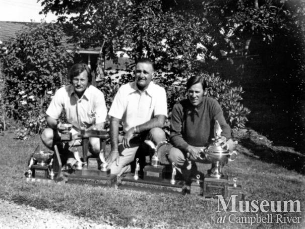 Tyee Club record holders for 1969