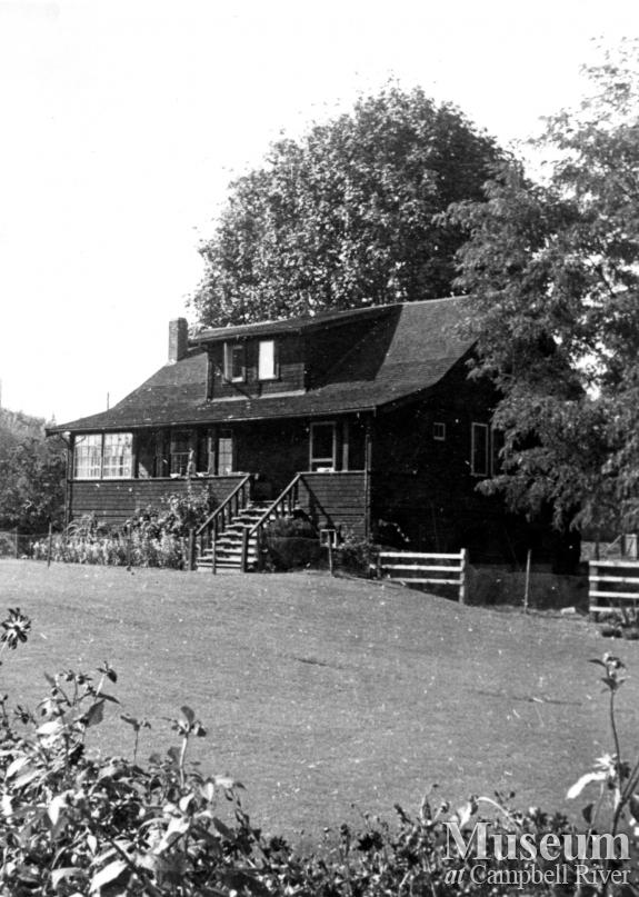 View of the Haig-Brown House