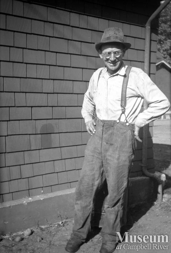 Mr. Cyr, maintenance man at Lourdes Hospital