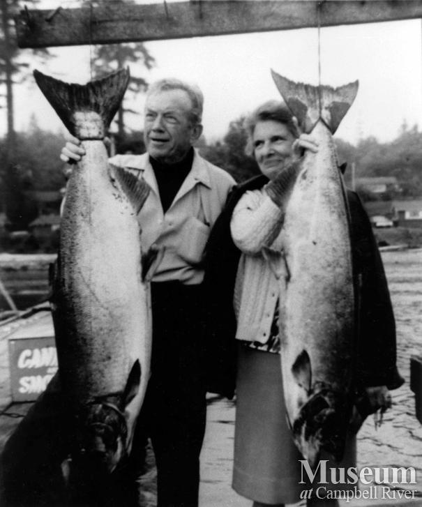 Mr. and Mrs. Joe Breeze