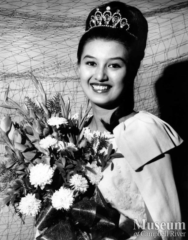 Miss Campbell River 1966 - Karen Imamura