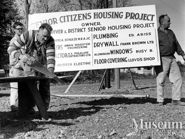 Lions Club Senior Citizens Housing Project, Campbell River