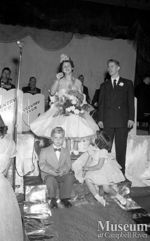 Snowball Queen, 1957