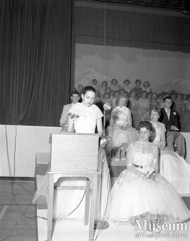 Campbell River graduating class of 1956