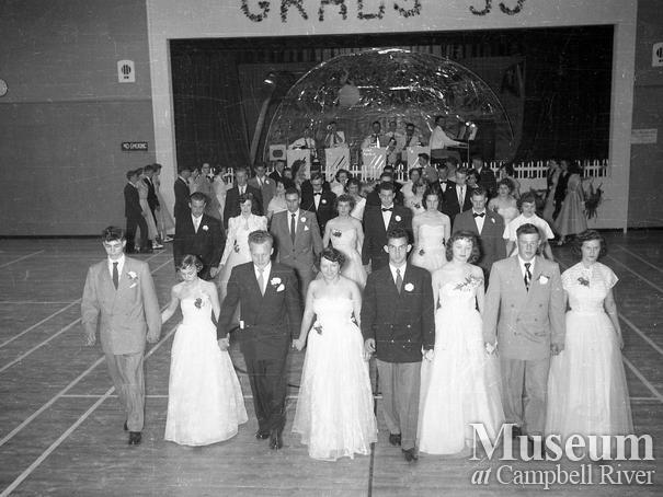 Graduation Class of 1953