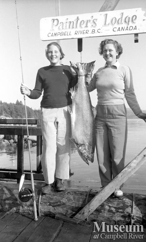 Sportfishing at Painter's Lodge
