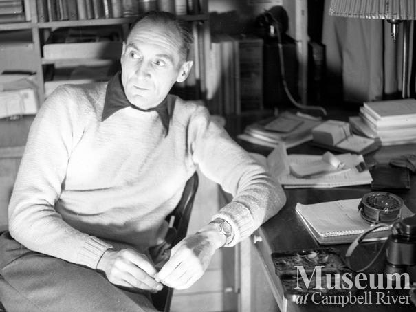 Roderick Haig-Brown in his study