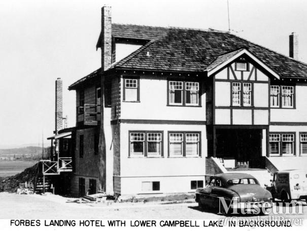 Forbes Landing Lodge, Lower Campbell Lake