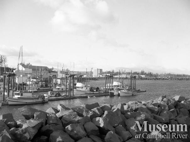 Small Boat Harbour, Campbell River