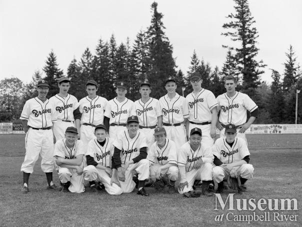 """Campbell River Baseball Team """" Braves"""""""