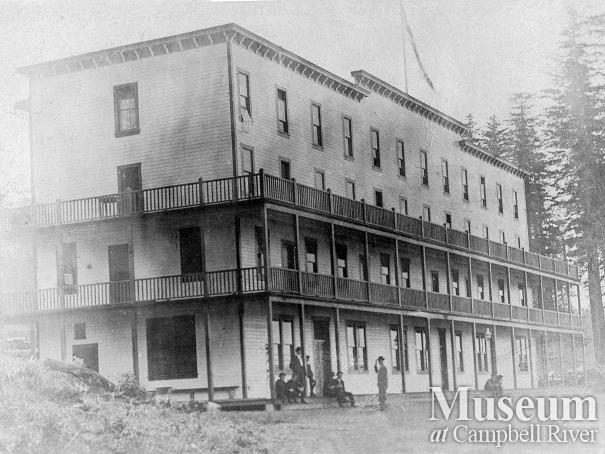 The Second Willows Hotel, Campbell River