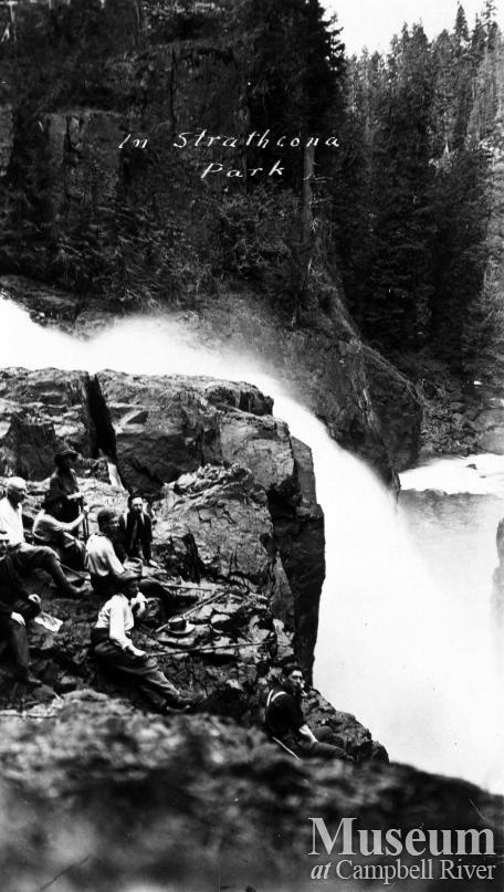View of Elk Falls