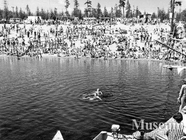 Campbell River's Water Festival at McIvor Lake