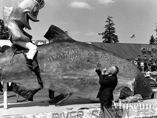Salmon Festival Parade, Campbell River