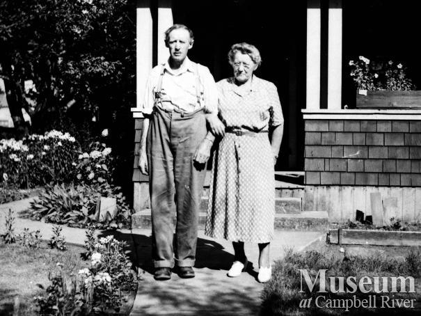 Morris and Christine Petersen