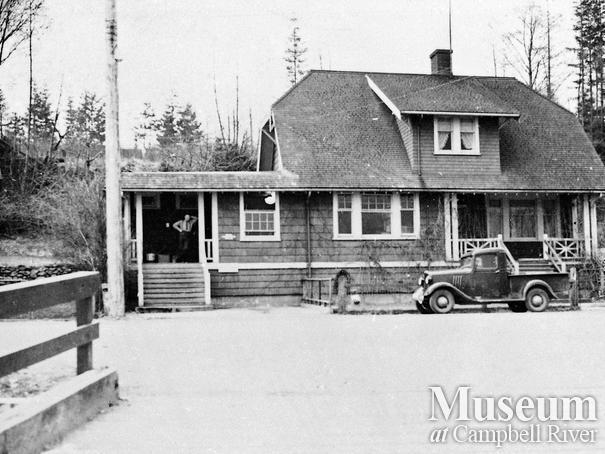 RCMP office, Campbell River detachment