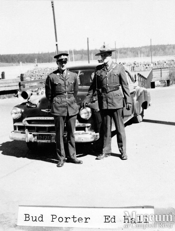 Campbell River RCMP detachment