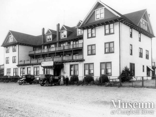 Willows Hotel, Campbell River