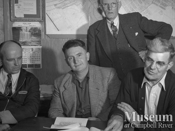 Village of Campbell River commissioners