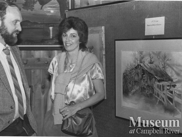 Campbell River Community Arts Council show