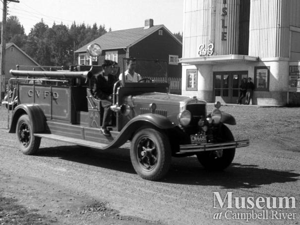Campbell River Parade, 1949