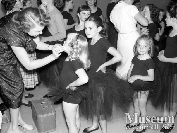 Ballet Recital, 1957